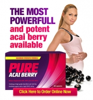 Maxmum Strength Pure Acai Berry
